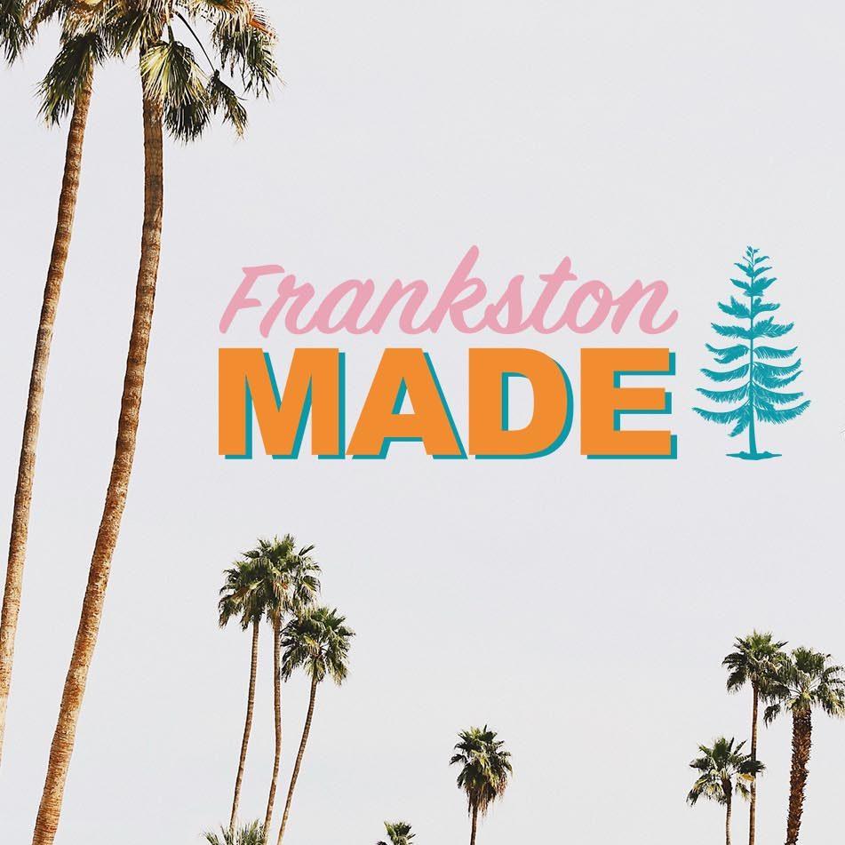 Frankston Made Logo By The Commute Frankston